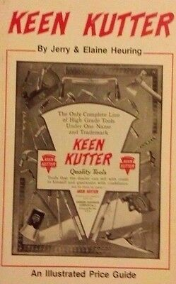 Vintage Keen Kutter Tool Reference Guide Collector's Book Illustrated