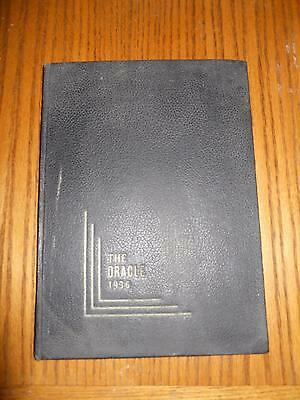1936 Toledo, Oh Whitmer High School The Oracle Student Yearbook