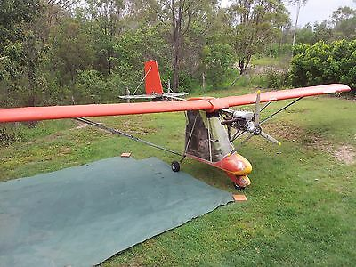Aircraft Winton Jackaroo single seat