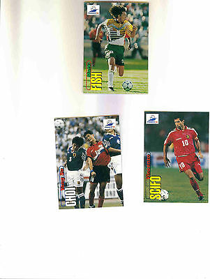 1998 Panini World Cup Set - 100 Cards!