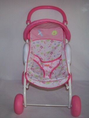Fisher Price Baby  Doll Stroller