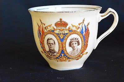 1939 King George VI Royal Visit to Canada Commemorative Cup