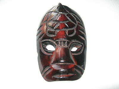 Indonesia wall mask- small