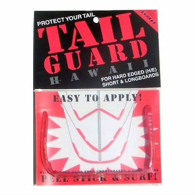 SURFBOARD TAIL GUARD, Tail Protector, Tail Bumper, Protects Tail from Damage NEW