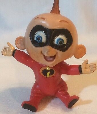 "2.5"" Jack Jack From ""The Incredibles"" Plastic Action Figure PVC  Disney Pixar"