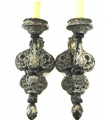 Re-Wired  Pair E. F. Caldwell  Sconces Powel Crosley Estate