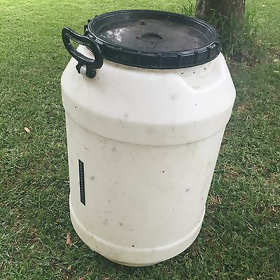 60L Home Brew Fermenter Beer And Wine Making No Air Lock