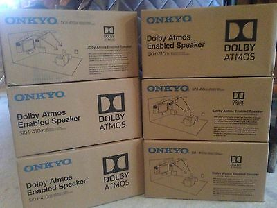 Onkyo SKH-410 Dolby Atmos-Enabled Speaker System (pair)