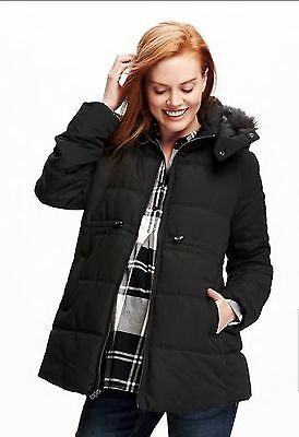 New Old Navy Maternity Hooded Jacket Size M!!!