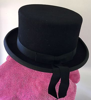 """EQUESTRIAN TOP HAT - ROYAL SHOW QUALITY Size 57 -  7"""""""