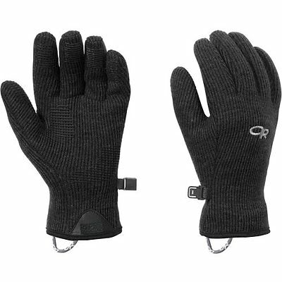 Outdoor Research Women''s Flurry Gloves, Black, Large