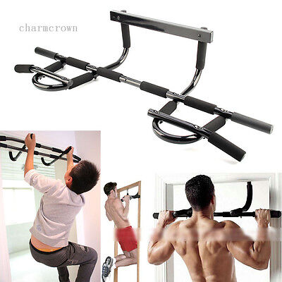 Exercice Fitness Home porte pull up bar traction sit-up corps force entraînement