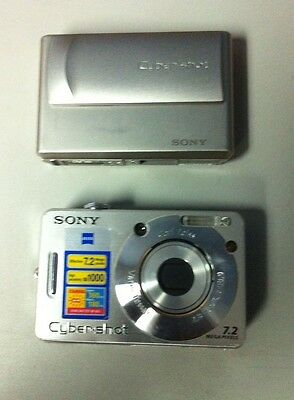 sony cybershot digital cameras for parts