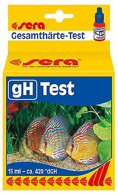 Test Analyse Gh Sera. .pour Aquarium Y Bassin