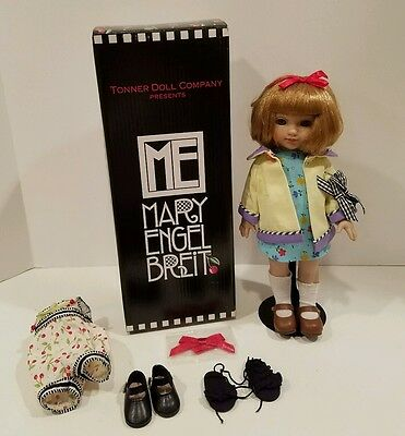 Mary Engelbreit Sophie Doll by Robert Tonner - NIB + Extra Outfit & Shoes