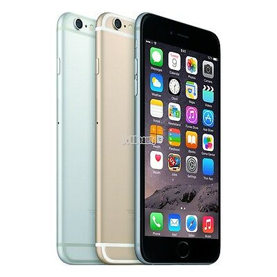 Apple iPhone 6 Factory Unlocked 4G LTE Smartphone