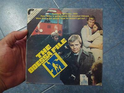The  Odessa File-Pelicula Super 8 Mm-Retro -Vintage Film
