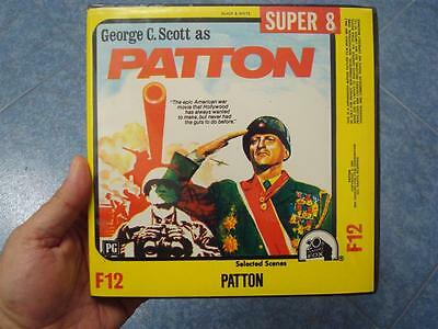 Patton-Reducción -Super 8 Mm – Retro  Vintage Film