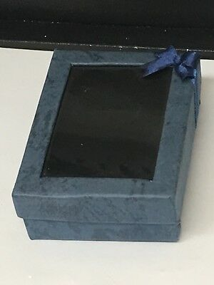 24 new display gift boxes for jewellery 6.5cm*9cm