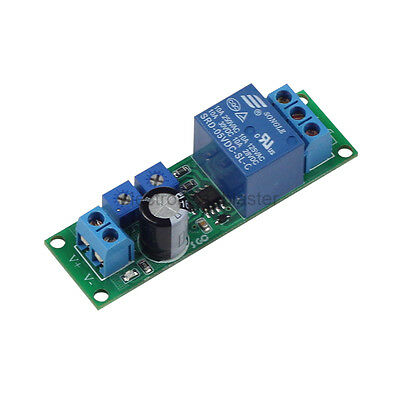 Infinite Loop 5V 9V 12V 24V ON OFF Switch Time Delay Relay Module