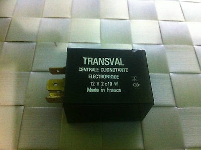 C-65 Peugeot St Rele Relay Transval Centrale Clignotate Electronique