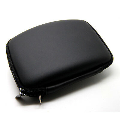 "5"" Inch Hard Eva Cover Case Bag For Garmin Nuvi 1450 1490T"