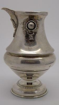 Vintage Solid Silver Small Cream Just - Stamped - Made in Italy