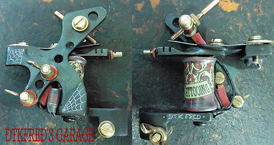machine a tatouer handmade custom tattoo machine 1 coil hybride
