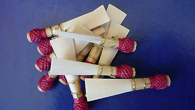 20  bassoon reed blanks from Danzi  cane  / dukov_reeds DzDR /