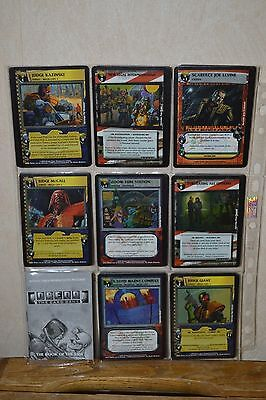 Dredd the Card Game (60) with Rare Card (Ltd Edition Core Pack)