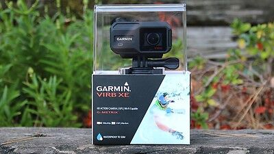 New Garmin Virb XE Action Camera - Outdoor Sports Waterproof