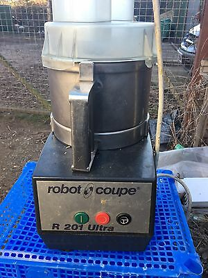 robot coupe R201 Ultra