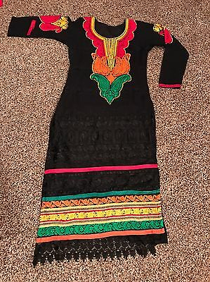 Kameez With Scarf Size Small