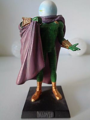 "Figurine Plomb Marvel # 57 "" MYSTERIO "" Eaglemoss Classic Super Hero Collection"