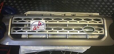 Front Grille For Land Rover Discovery 4 In Grey