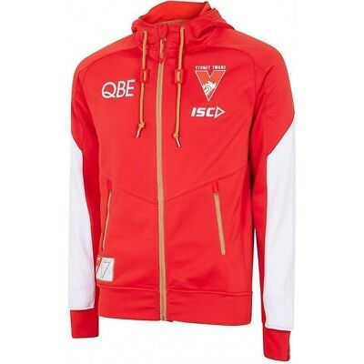 Sydney Swans 2017 AFL Squad Hoody Mens and Ladies Sizes Available BNWT