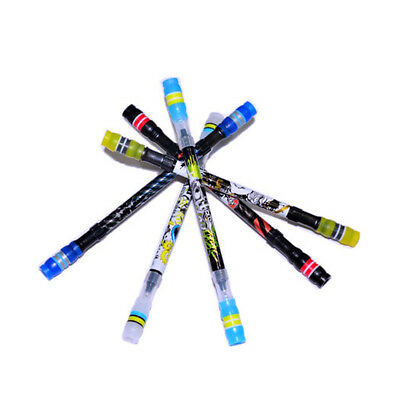 1pc 20cm Non Slip Coated Professional Spinning Pen for Champion Competition