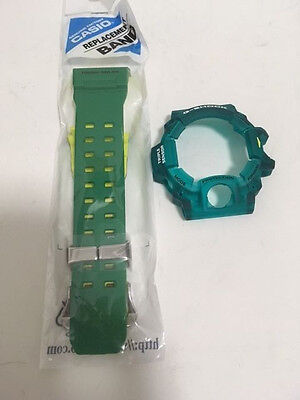 Genuine Casio G-Shock Rangeman Gw-9401Kj-3 Love The Sea Band Bezel Fit Gw-9400