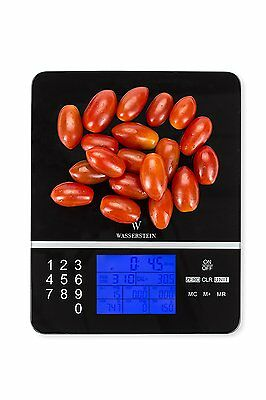 Digital Nutrition Scale Nutrition Facts Display Scale by Wasserstein