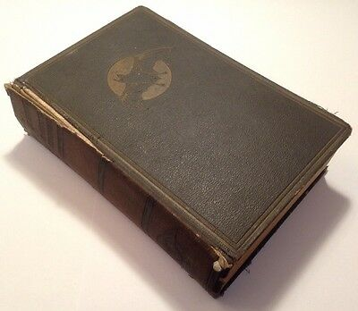 (1936) Mammoth Book Of Thrillers, Ghosts And Mysteries - Vintage Hardback Book
