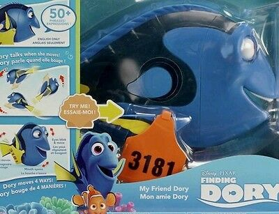 Disney Pixar Finding Dory My Friend Dory Kids Talking Action Figure Toy