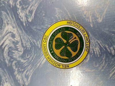 Celtic Supporters Club Badge