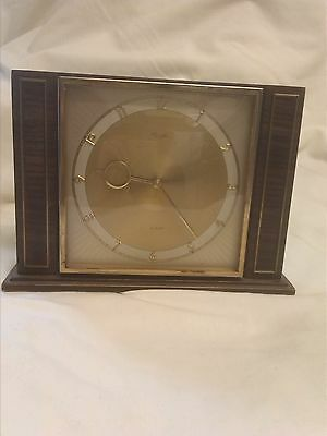 Antique 'kenzle?' 8 Day Mantle Clock