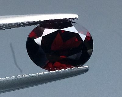3.50Cts  Gorgeous !!! Natural Red Garnet  Loose Stone Gems (5342)