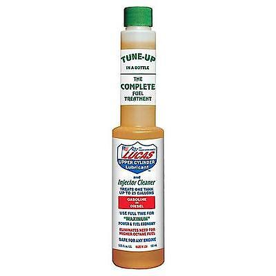Lucas Fuel treatment upper cylinder Lubricant & Injector Cleaner 10020