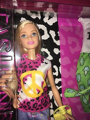Barbie Fashionista #35 PEACE AND LOVE - Blonde - NRFB