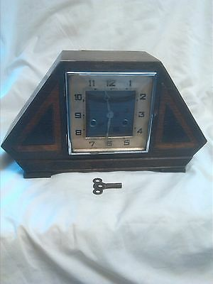 Antique Haller Mantle Clock
