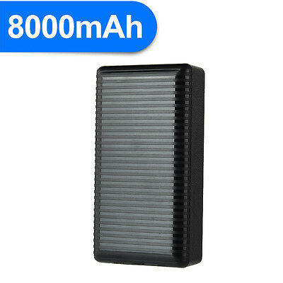 8000mA Waterproof Car Vehicle GPS Tracker Real-time Long Standby Time Magnet
