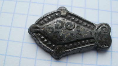 Viking Ancient bronze artifact