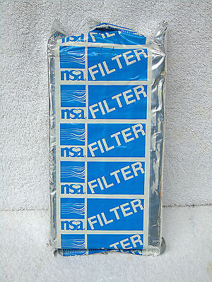 4 x NSA 1200 4 - Stage Environmental Air Filter Replacement Cartridge Filters
